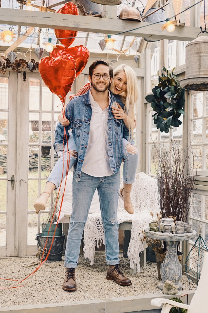 5 Love Languages for Valentine's Day